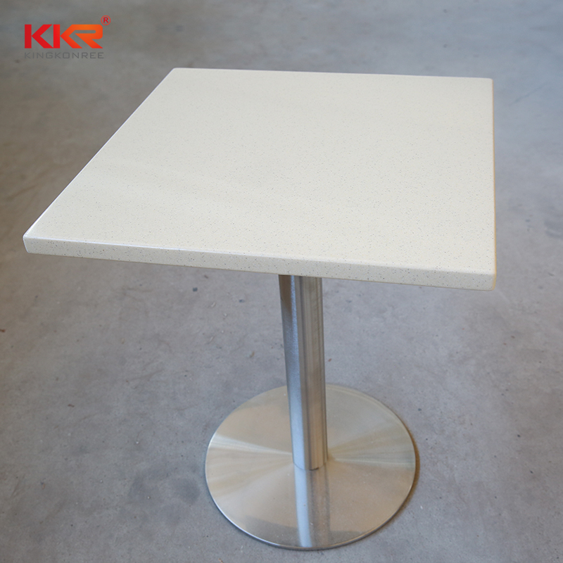 KKR Stone restaurant table set-1