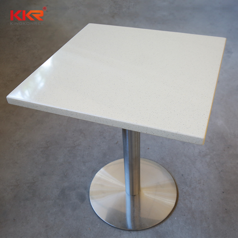 KKR Stone acrylic solid surface table top-2