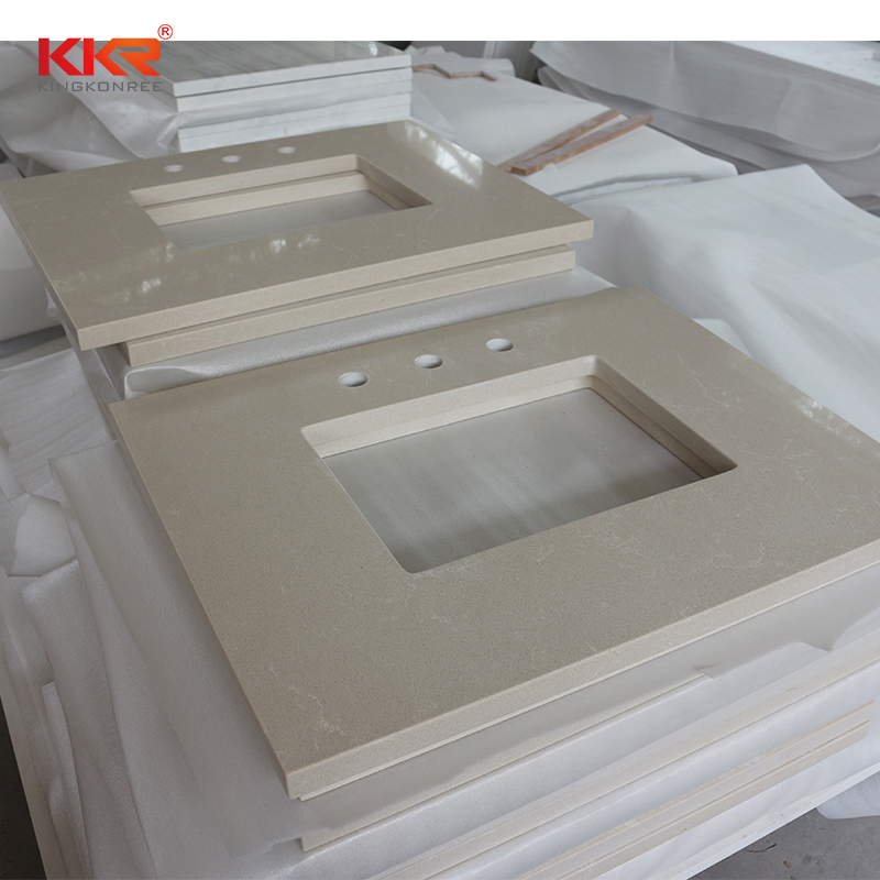 solid Surface bathroom countertops top vendor for home-1