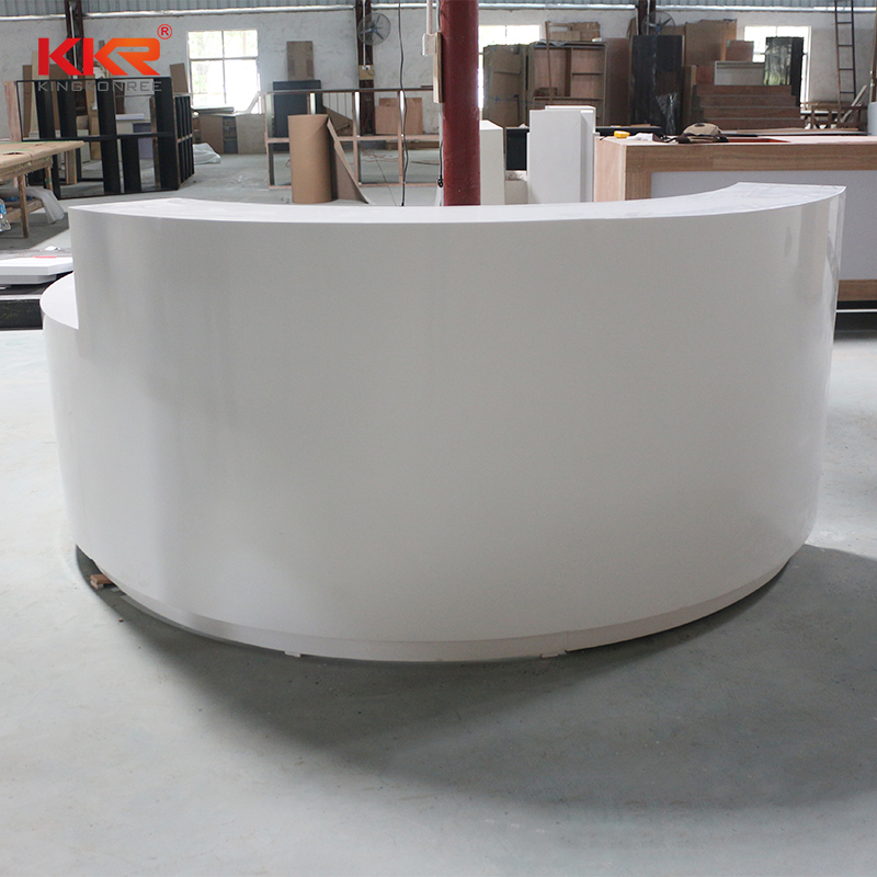 KKR Stone acrylic solid surface worktops long-term-use for kitchen tops-1