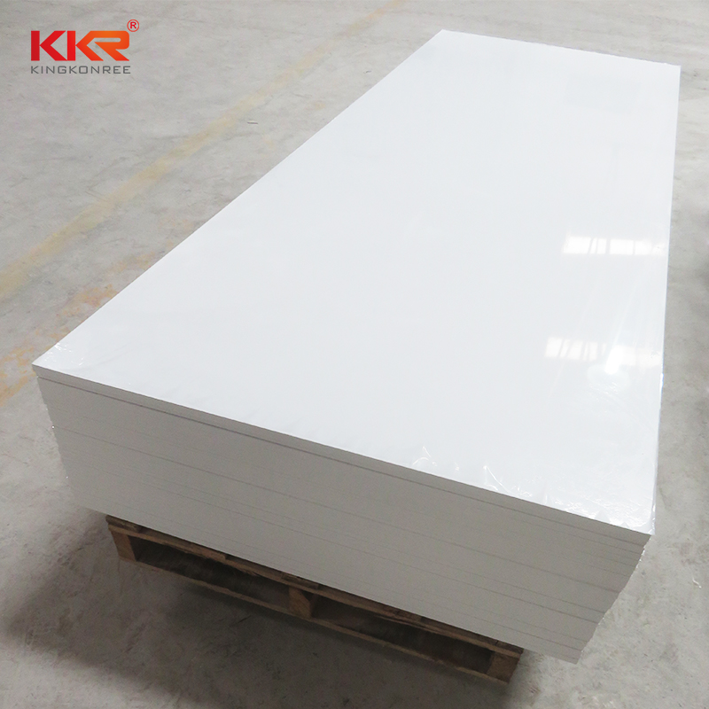 KKR Stone fine- quality thermoforming solid surface buy now for building-2
