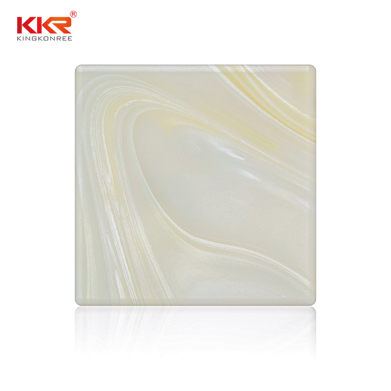 elegance translucent solid surface sales with good price for building-1