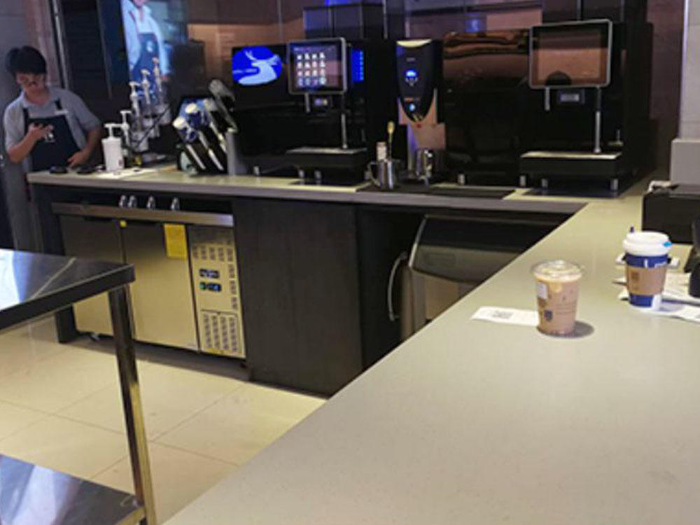 Kitchen Countertops Coffee Shop Project