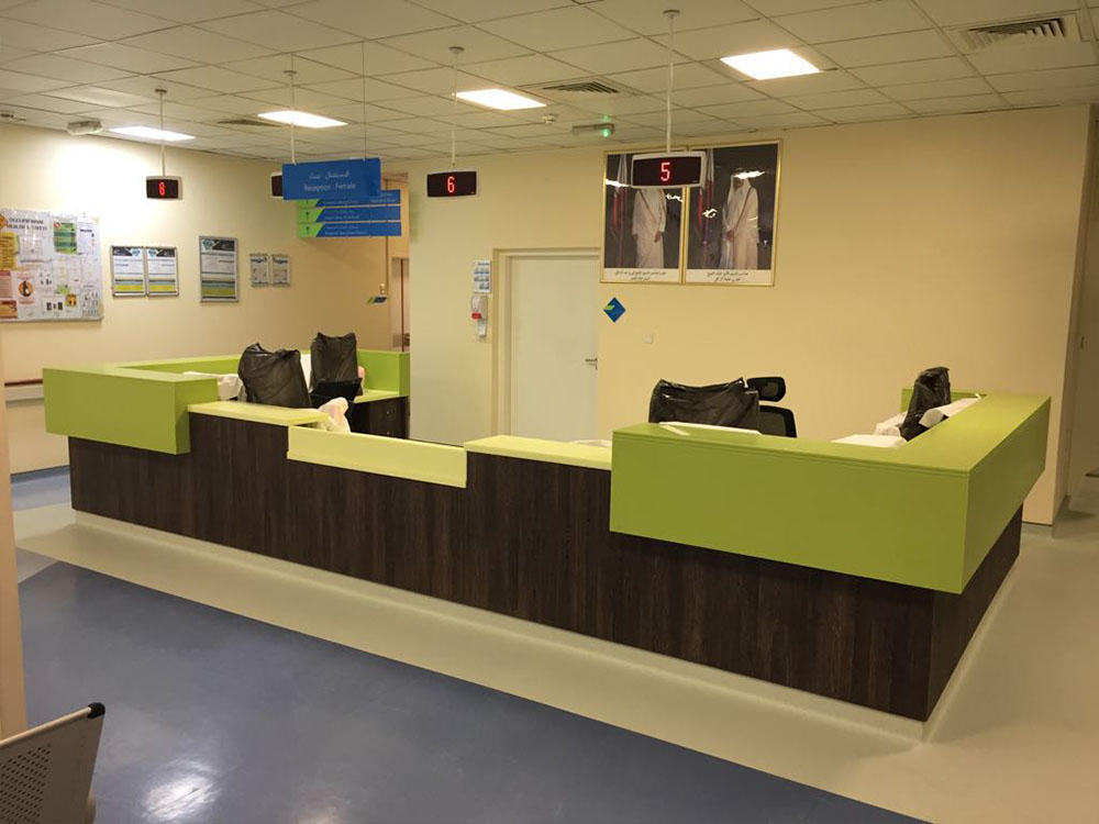 Health center DOHA