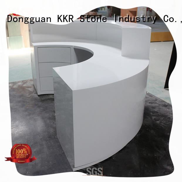 pure acrylic acrylic counter top vendor for table tops KKR Stone