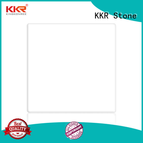 OEM logo 100 acrylic solid surface supply for building