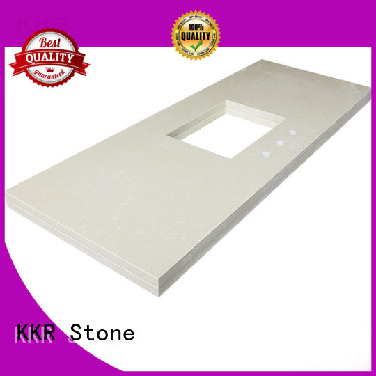 KKR Stone good Quality bathroom tops in-green for kitchen tops