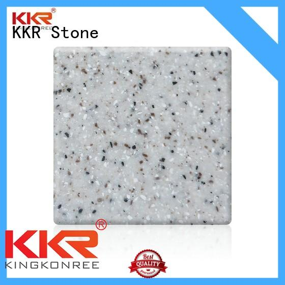 KKR Stone industry-leading thermoforming solid surface  manufacturer for early education
