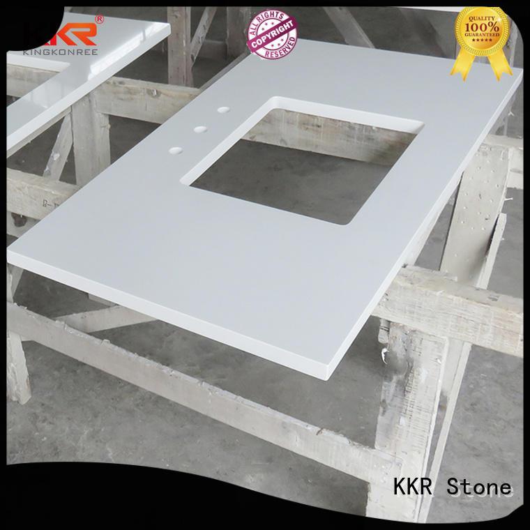 vanity countertops clor for home KKR Stone