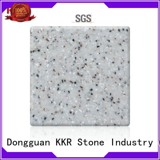 KKR Stone industry-leading acrylic solid surface sheets factory for building