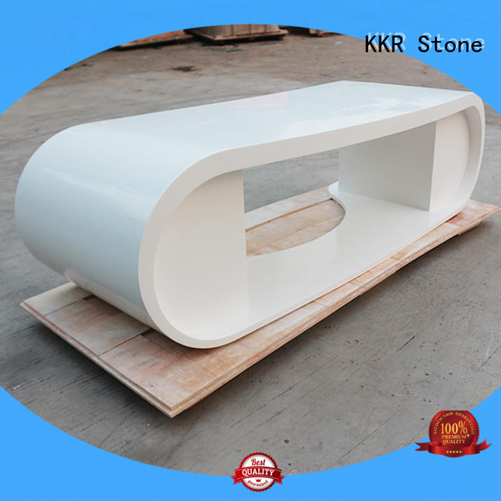 customize office furniture meeting in special shapes for bar table