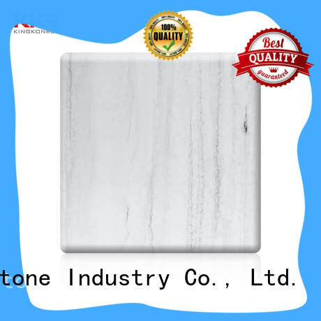 KKR Stone marble solid surface panels factory furniture set