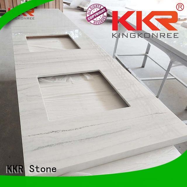 bathroom vanity tops for home KKR Stone