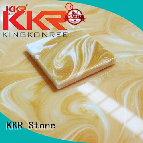 non-radioactive translucent stone panel pattern factory price for entertainment
