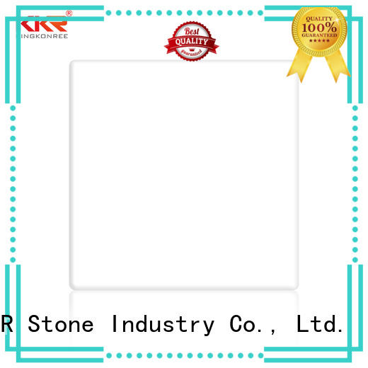 KKR Stone artificial Stone 100 acrylic solid surface pure for entertainment