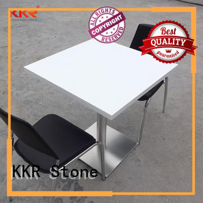 KKR Stone artificial artificial marble dining table