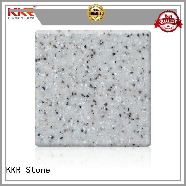 artificial Stone acrylic solid surface wholesale for early education
