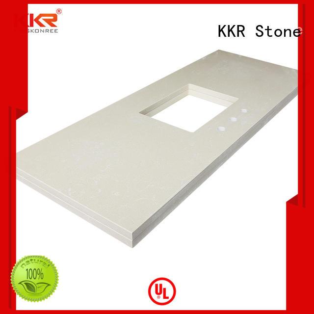 acrylic bathroom tops supplier KKR Stone
