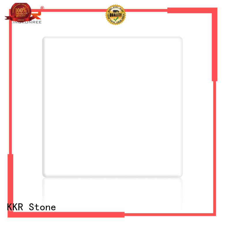 KKR Stone surface 100 acrylic solid surface supply for early education