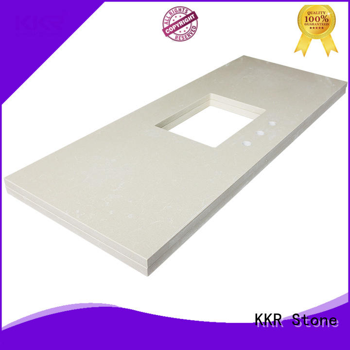 KKR Stone pattern bathroom counter tops texture