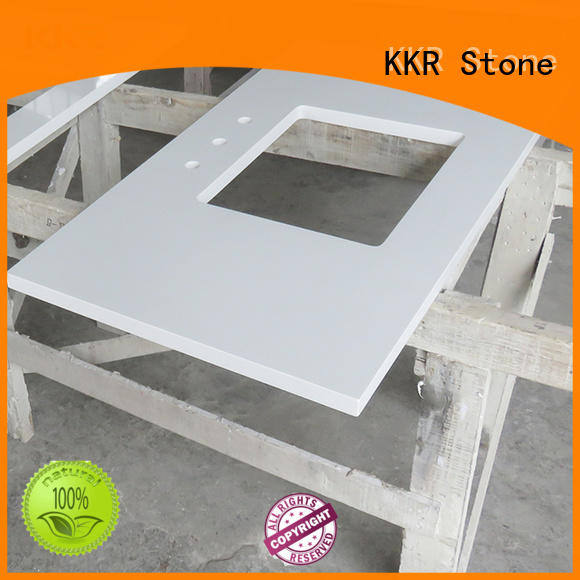 KKR Stone custom-made vanity top bathroom vendor for home