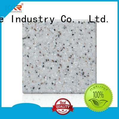 pure solid surface wall panel royal for entertainment KKR Stone