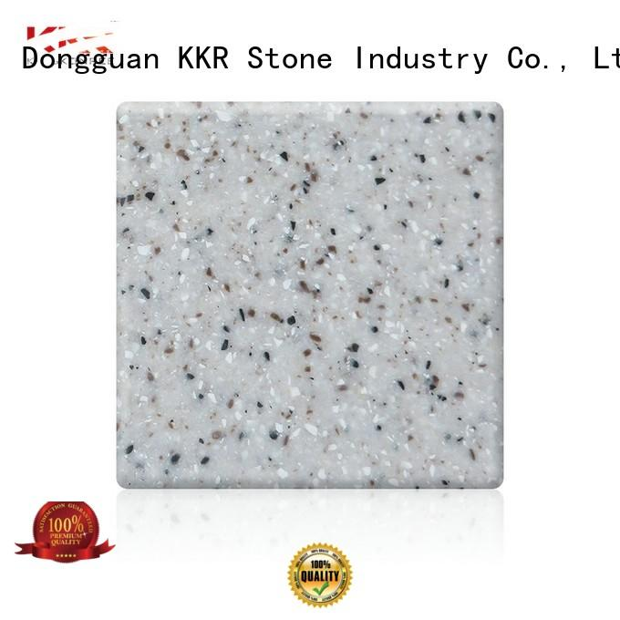 solid surface wall panel royal for entertainment KKR Stone