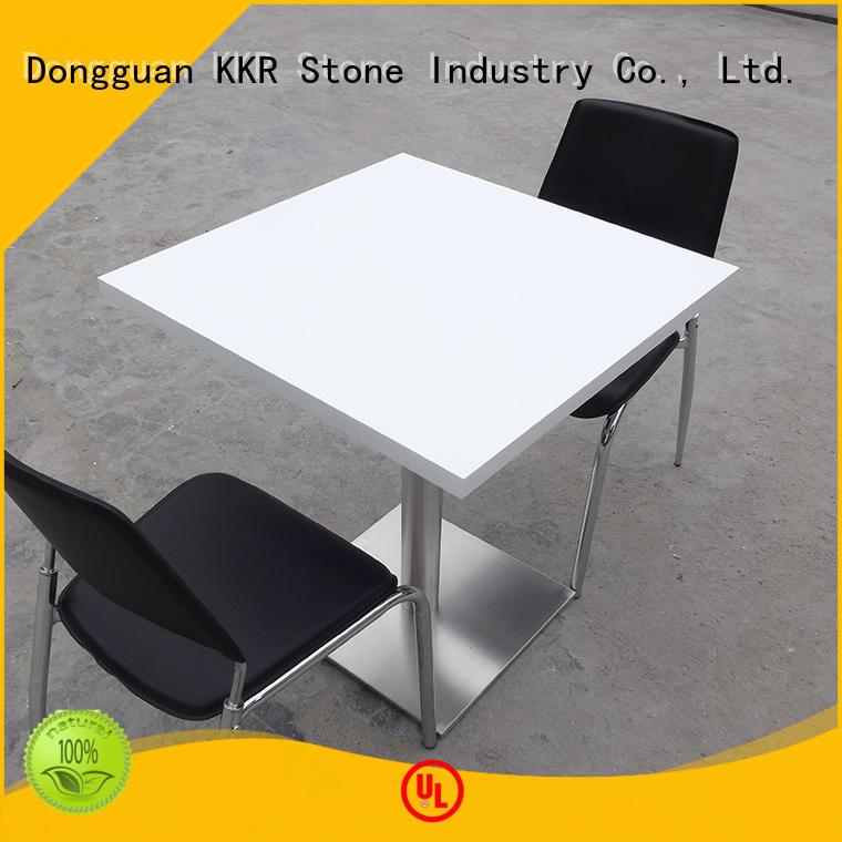 restaurant restaurant table artificial KKR Stone