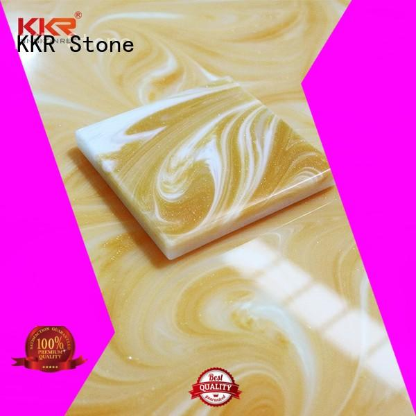 sheets acrylic solid surface sheet prices furniture set KKR Stone