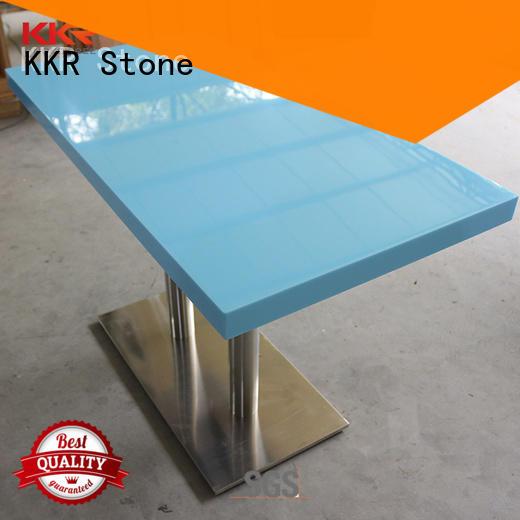KKR Stone wall mounted bar countertop
