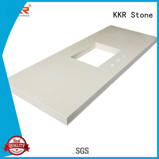 KKR Stone stone vanity top bathroom long-term-use for early education