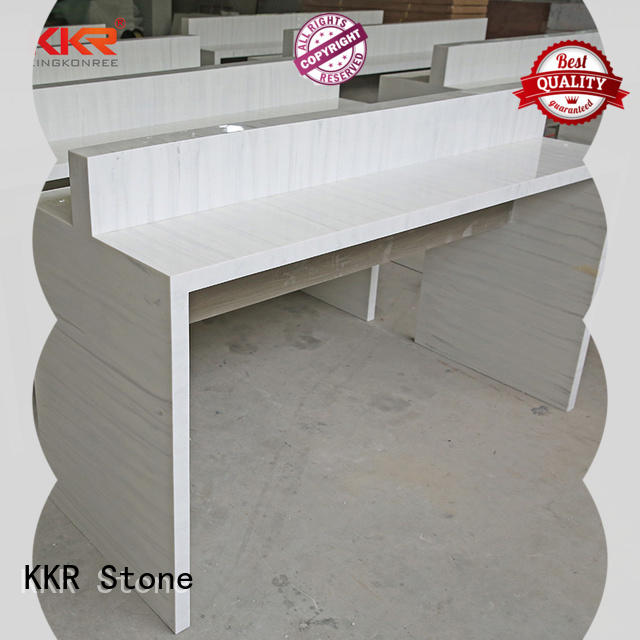wall mounted bar countertop KKR Stone