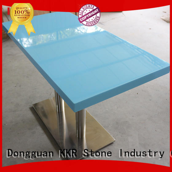 countertops solid surface table KKR Stone