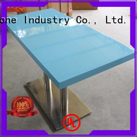 KKR Stone acrylic solid surface table
