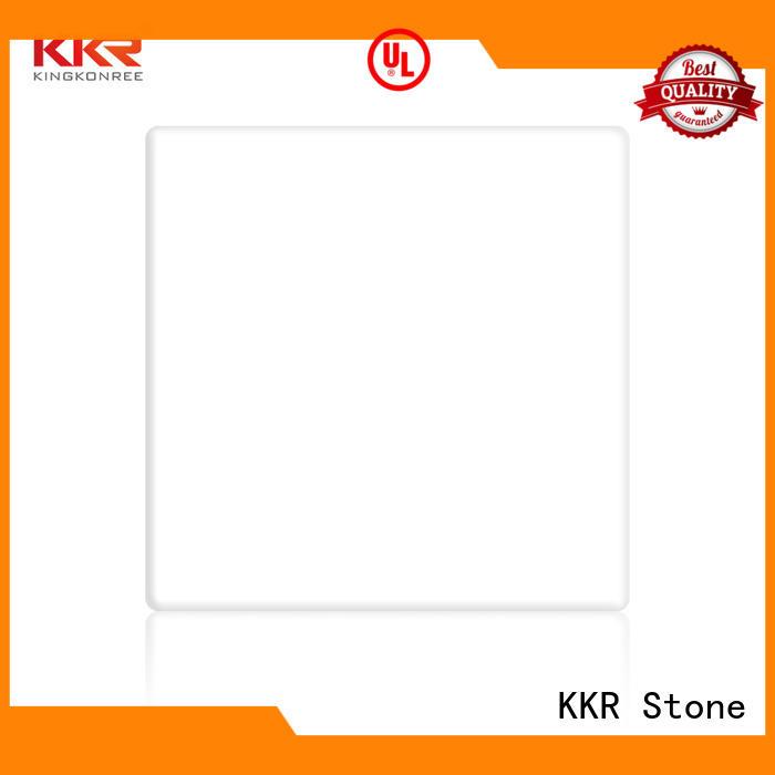 KKR Stone OEM logo acrylic stone for building