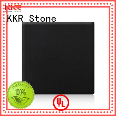 KKR Stone length solid surface certifications for worktops