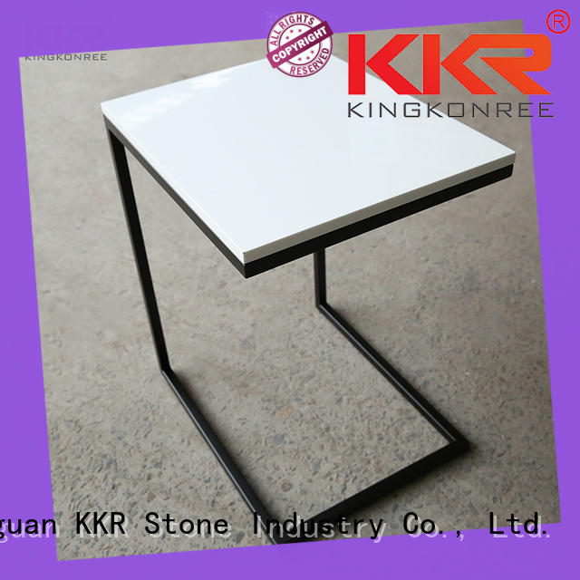 KKR Stone countertops acrylic solid surface table tops