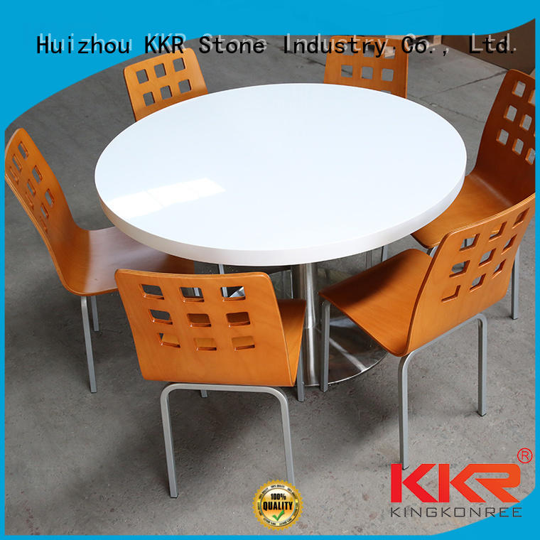 artificial stone dining table countertops
