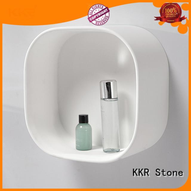 KKR Stone bathroom vanity stool wholesale for living room