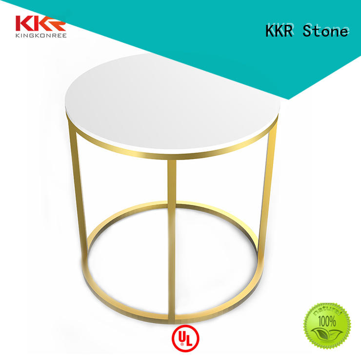 KKR Stone artificial stone dining table surface