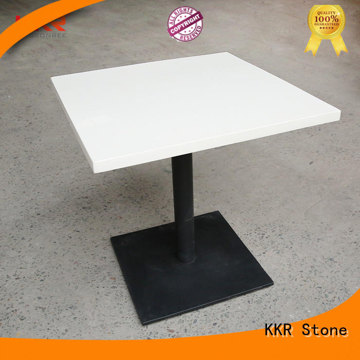 KKR Stone acrylic bar counter