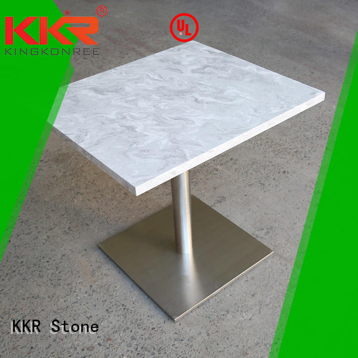 KKR Stone wall mounted bar countertop