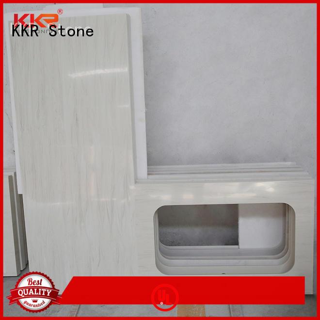 KKR Stone stone solid kitchen countertops furniture set