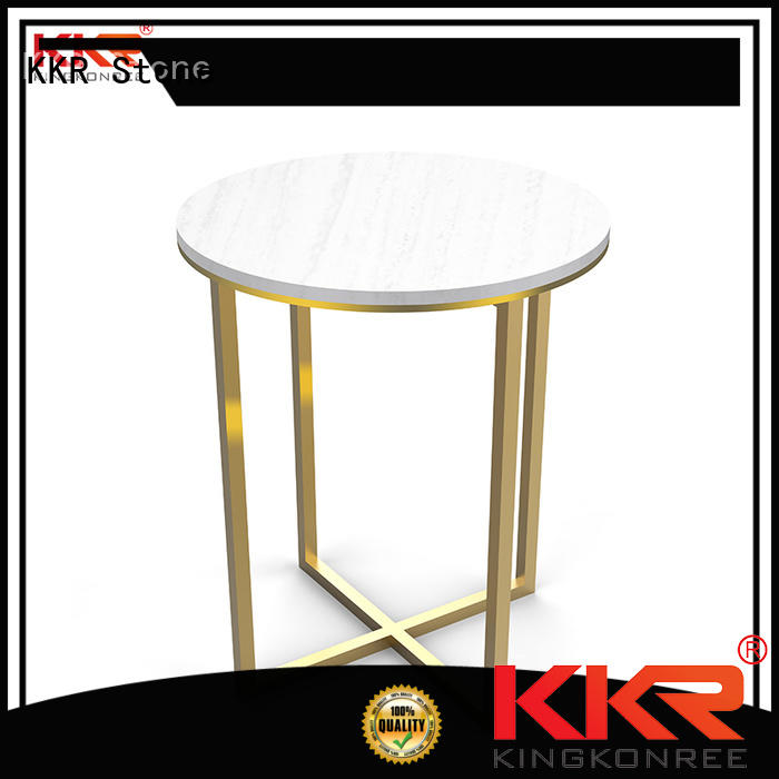 KKR Stone solid restaurant table