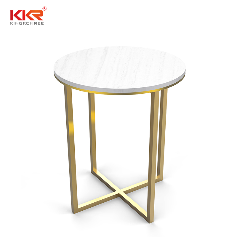 KKR Stone artificial stone dining table-1