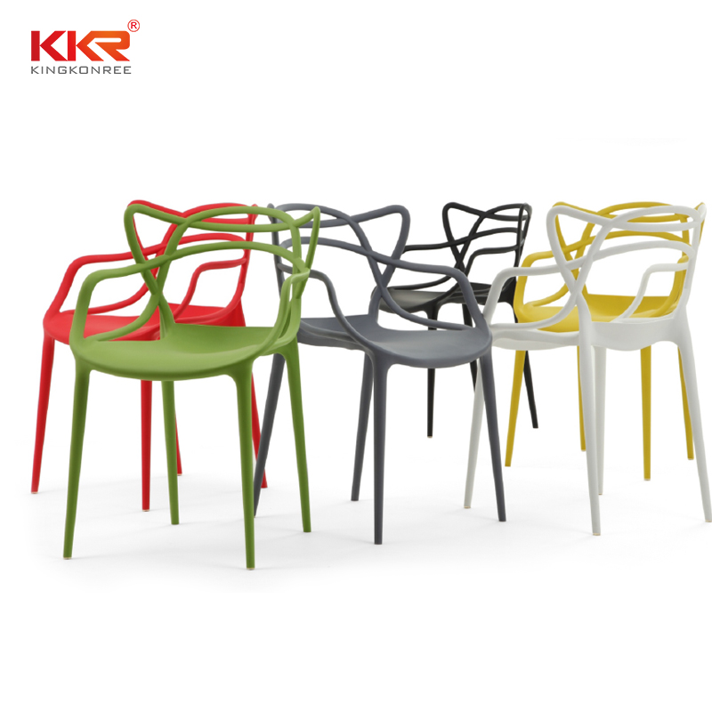 KKR Stone hot-sale cheap plastic chairs price for school-1