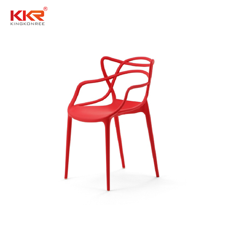 KKR Stone colorful plastic outdoor chairs type for garden-1