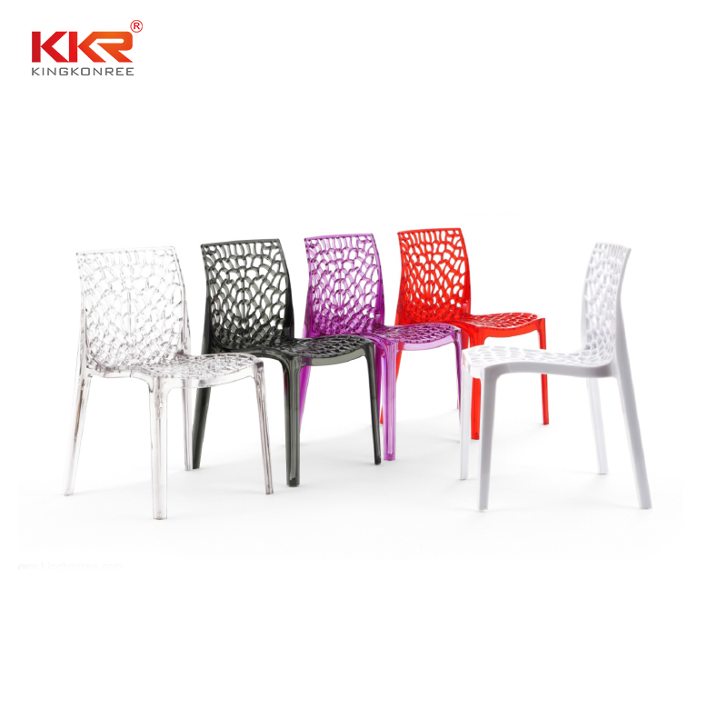 KKR Stone Warm touch dining chairs widely-use for school-1