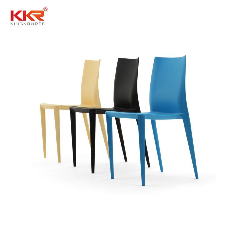 Warm touch plastic chairs for sale dinning type for school-1