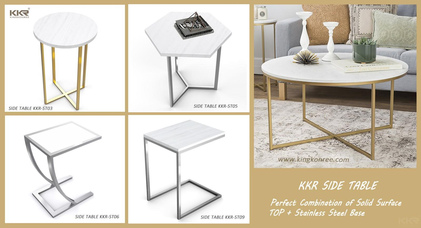 coffee shop table KKR Stone